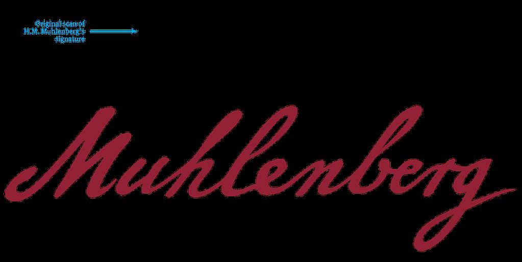 Muhlenberg Signature